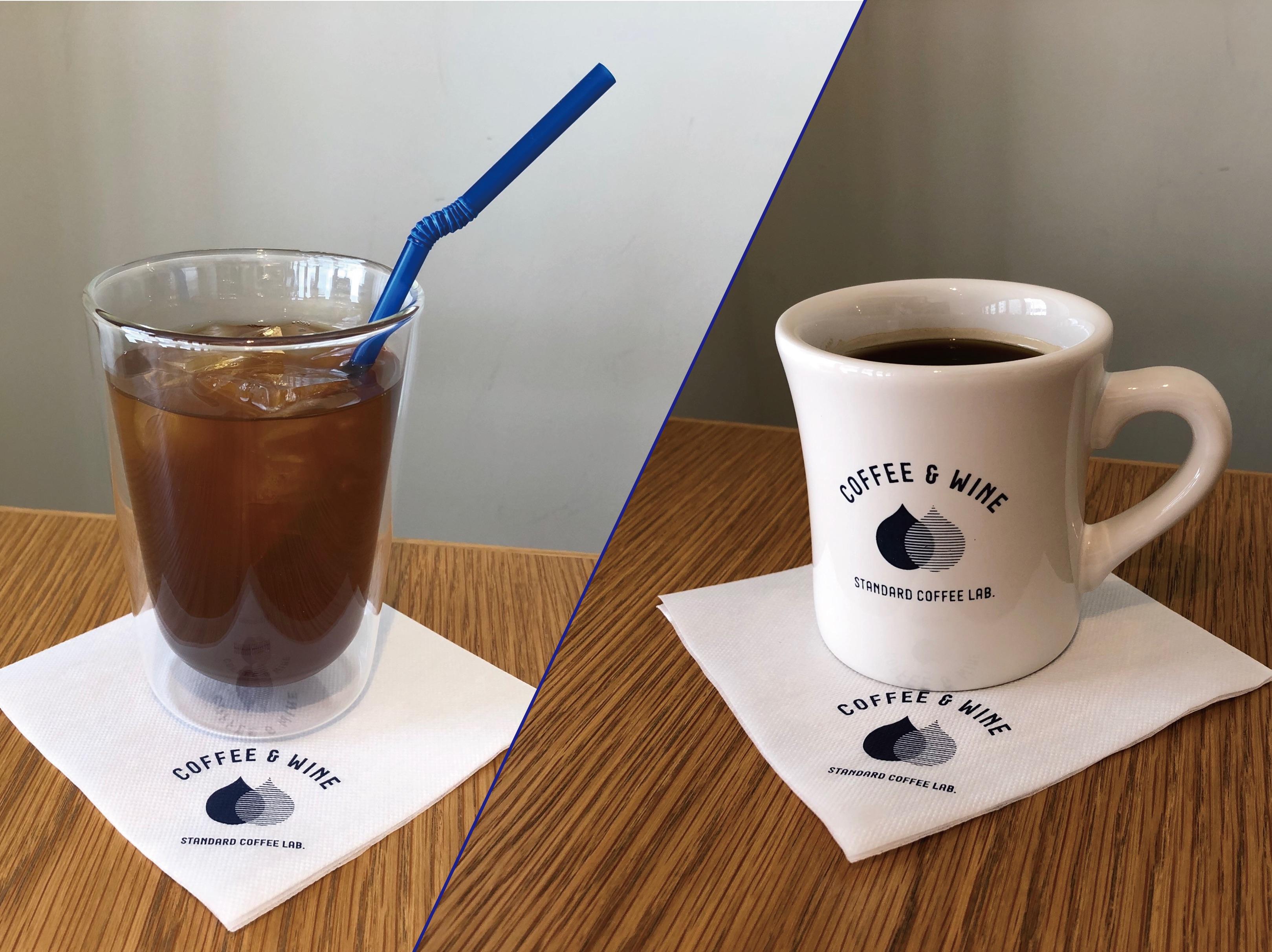 Decaf (カフェインレスコーヒー)[ICE / HOT]